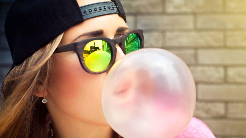 A proposito di chewing gum