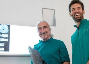 Tramonte i pionieri dell'implantologia dentale senza bisturi: da 60 anni all'avanguardia